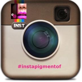 #instapigmentof, uma missao mensal no Instagram para os seguidores doblog