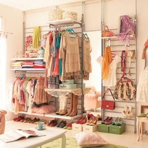 DIY – Como fazer um closet gastandopouco