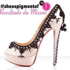 #shoespigmentof – Resultado daMissao