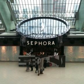 Inauguraçao da maior Sephora doBrasil
