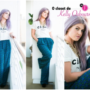 O closet de KellyOsbourne