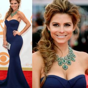 Os looks, makes e penteados do Emmy Awards2013