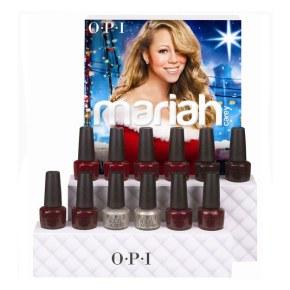 Esmaltes Mariah Carey paraOPI